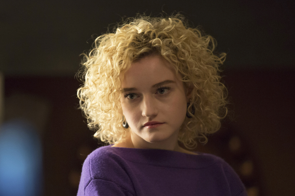 "THE AMERICANS -- ""Mr. and Mrs. Teacup"" -- Season 6, Episode 4 (Airs Wednesday, April 18, 10:00 pm/ep) -- Pictured: Julia Garner as Kimmy. CR: Eric Liebowitz/FX"
