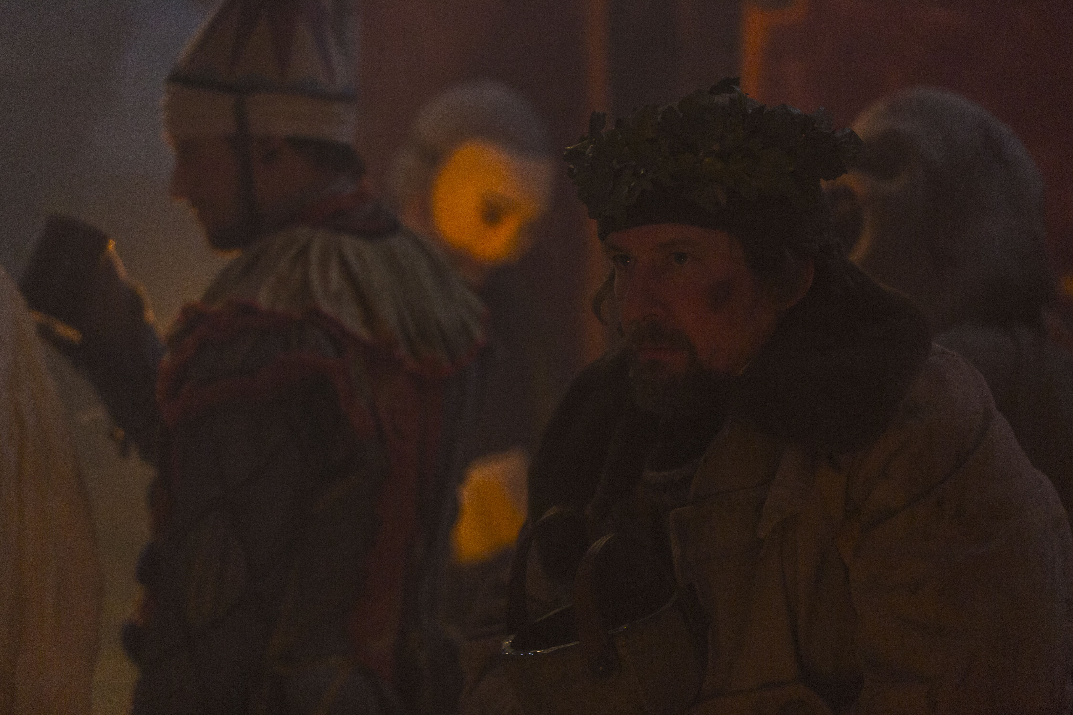Ian Hart as Thomas Blanky - The Terror _ Season 1, Episode 6 - Photo Credit: Aidan Monaghan/AMC