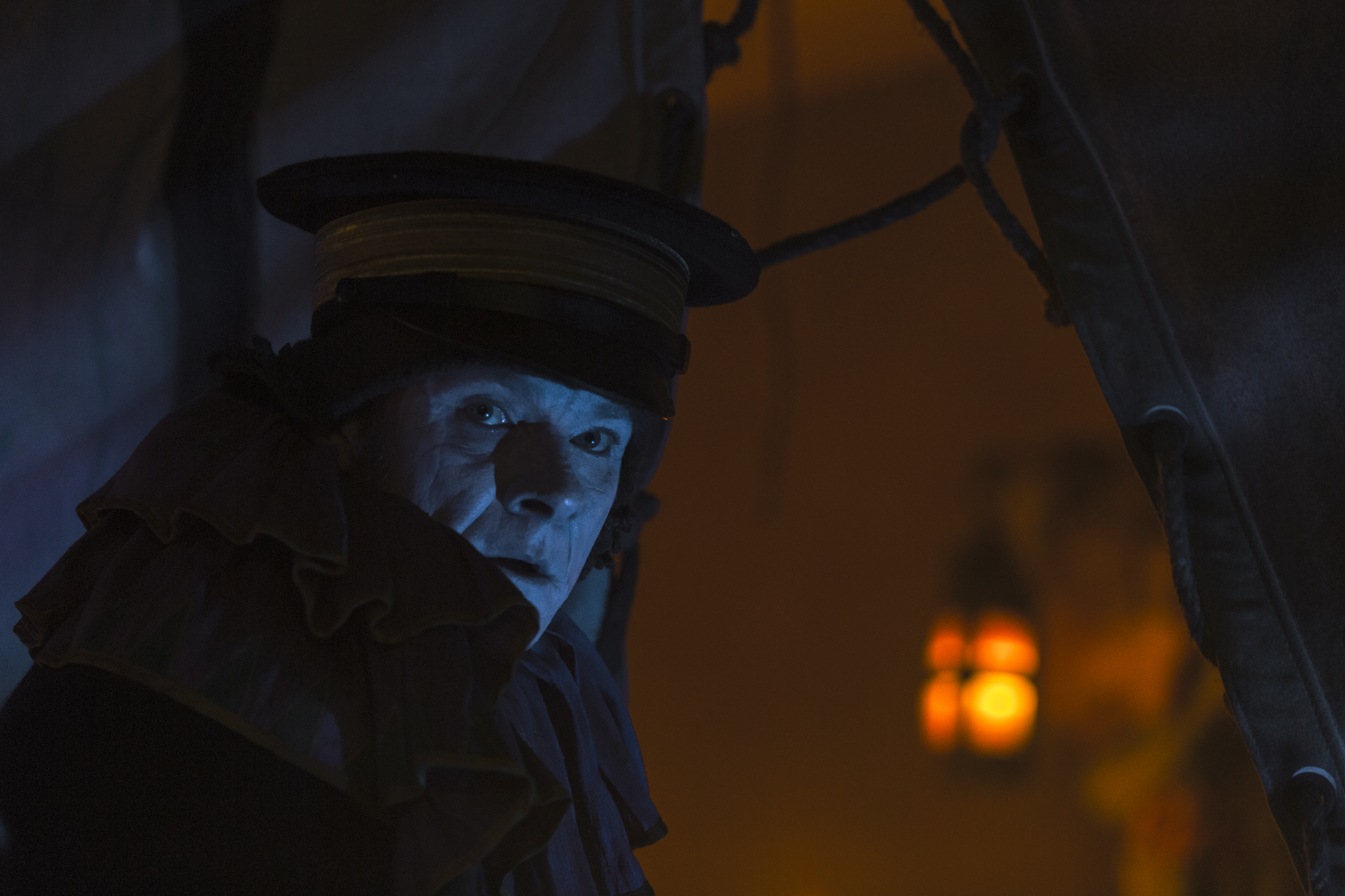 Alistair Petrie as Dr. Stanley - The Terror _ Season 1, Episode 6 - Photo Credit: Aidan Monaghan/AMC
