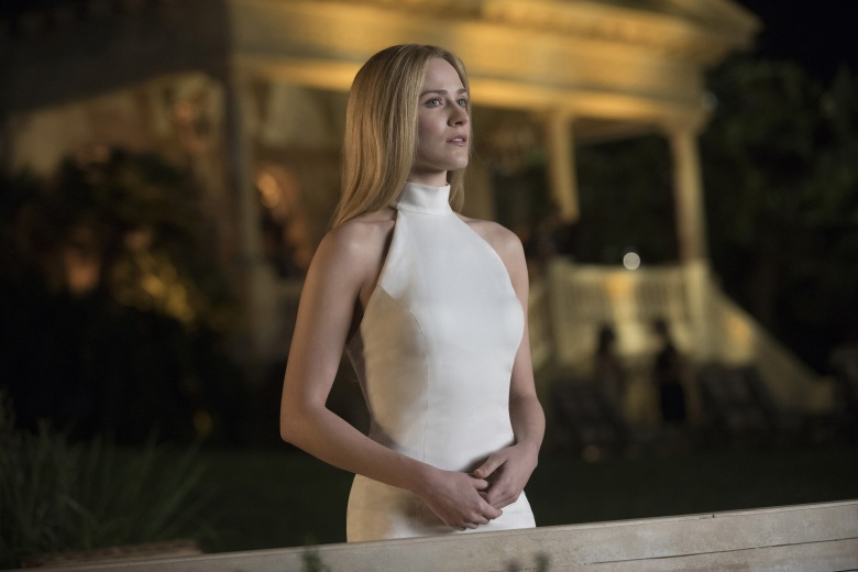 Westworld Dolores White Dress