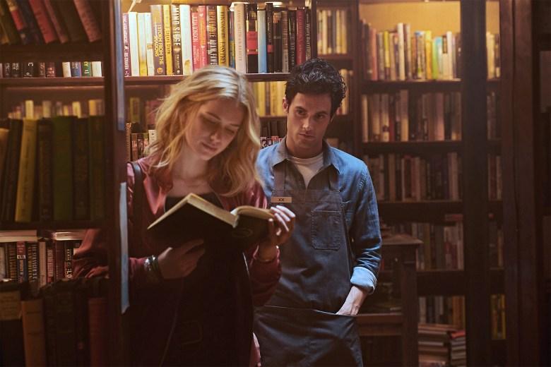 Watch 'YOU' Season 1 Trailer – Penn Badgley in Twisted Love Story