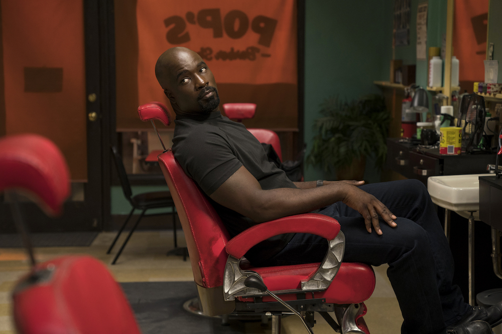 Marvel's Luke Cage Season 2 Mike Colter