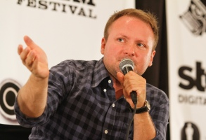 Rian Johnson at AFF in 2013