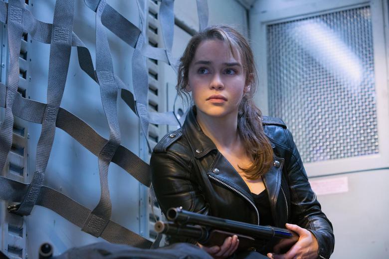 "Emilia Clarke, ""Terminator Genisys"""