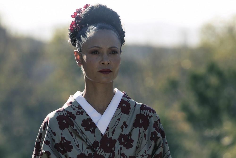 Westworld Season 2 Thandie Newton
