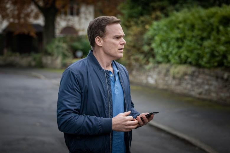 Safe Season 1 Netflix Michael C. Hall