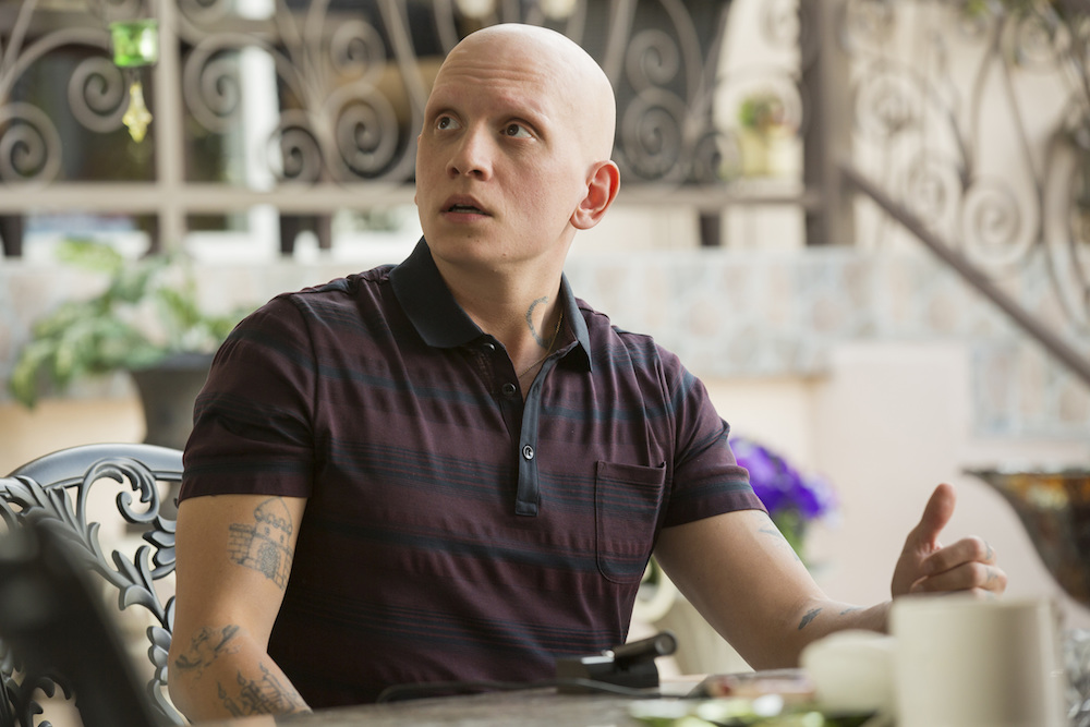 "Anthony Carrigan, ""Barry"""