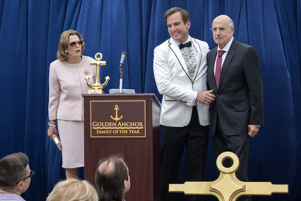 Arrested Development Season 5 Jessica Walter Will Arnett Jeffrey Tambor
