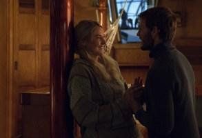 Shailene Woodley and Sam Claflin star in ADRIFTCourtesy of STXfilms