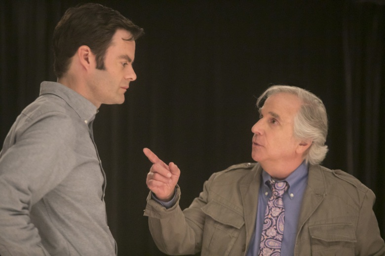 "Bill Hader and Henry Winkler, ""Barry"""