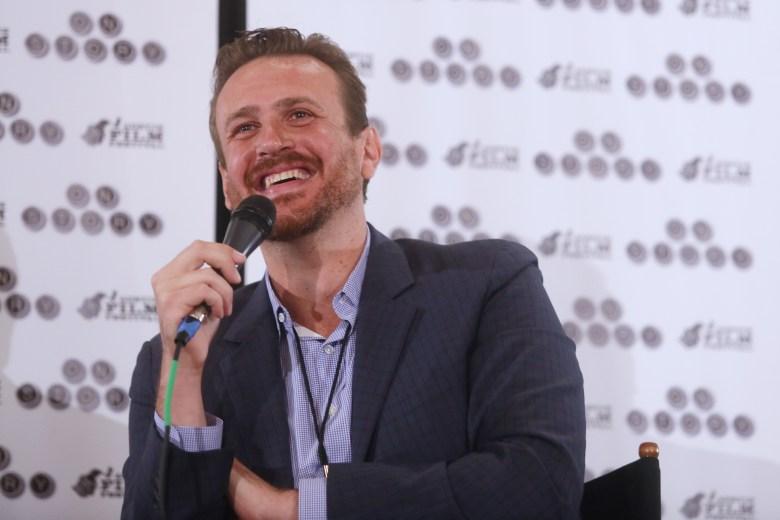 Jason Segel at Austin Film Fest 2016