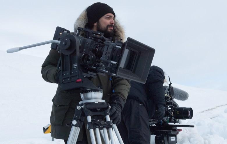 """Arctic"" director Joe Penna"