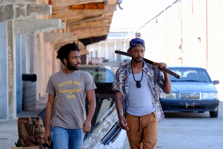 "Donald Glover and Lakeith Stanfield, ""Atlanta:"