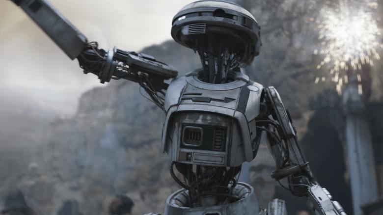 Phoebe Waller Bridge S L3 37 Droid Is One Of The Best Star Wars