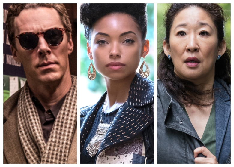 """Patrick Melrose,"" ""Dear White People,"" ""Killing Eve"""