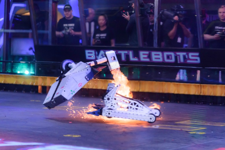 'Battlebots' Returns: Meet This Year's Robot