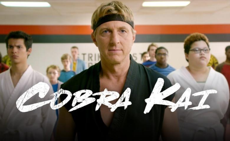 """William Zabka, """"Cobra Kai"""""""