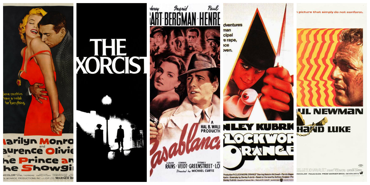 The 30 Best Bill Gold Movie Posters