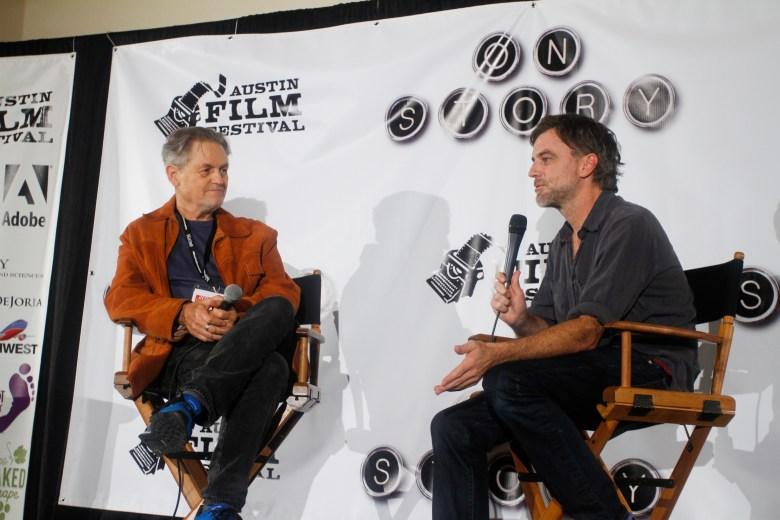 Austin Film Festival on Saturday, Oct. 26, 2013 in Austin, Texas. (Photo by Jack Plunkett)