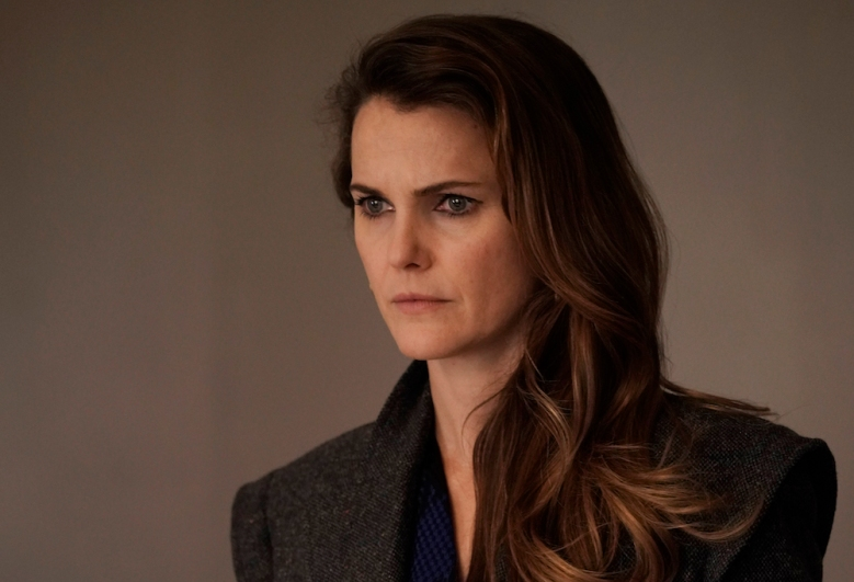 "THE AMERICANS -- ""Jennings, Elizabeth"" -- Season 6, Episode 9 (Airs Wednesday, May 23, 10:00 pm/ep) -- Pictured: Keri Russell as Elizabeth Jennings. CR: Patrick Harbron /FX"