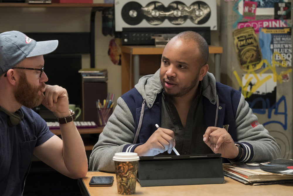 Dear White People Season 2 Justin Simien