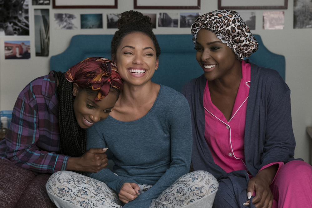 Dear White People Season 2 Logan Browning