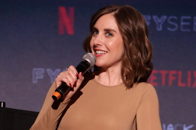 Alison Brie at Netflix FYSee Panel for BoJack Horseman