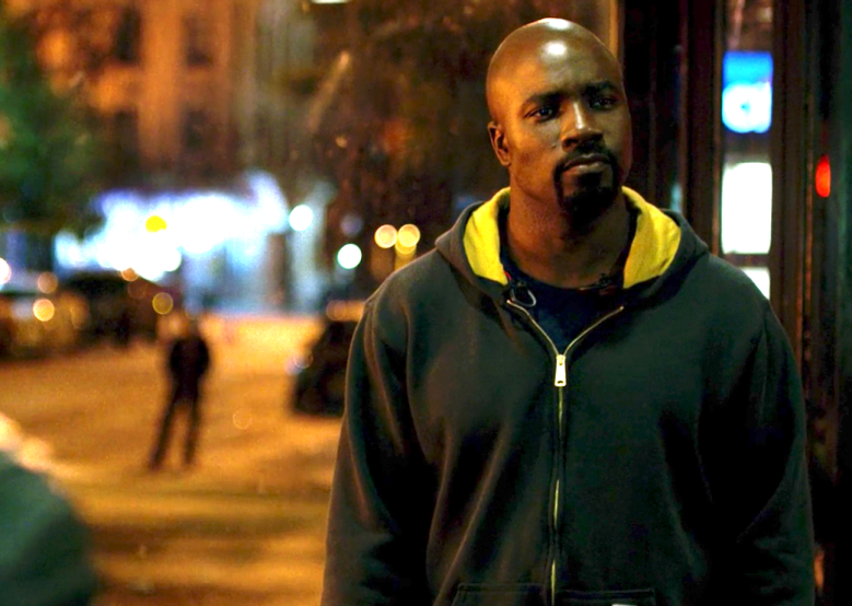 """Mike Colter, """"Luke Cage"""""""