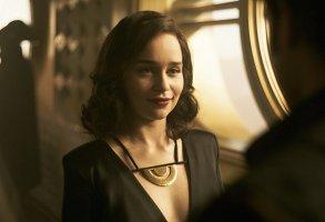 Emilia Clarke Solo A Star Wars Story