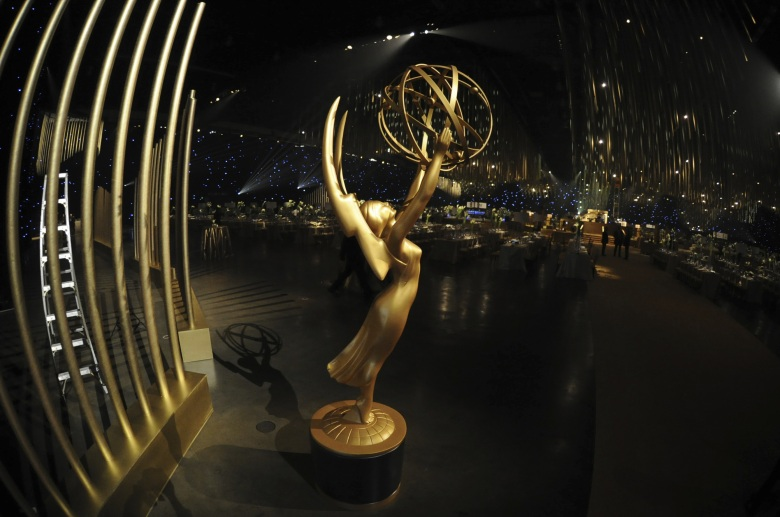 A general view of atmosphere at the Governors Ball during night one of the Television Academy's 2017 Creative Arts Emmy Awards at the Microsoft Theater, in Los AngelesTelevision Academy's 2017 Creative Arts Emmy Awards - Governors Ball - Night 1, Los Angeles, USA - 09 Sep 2017