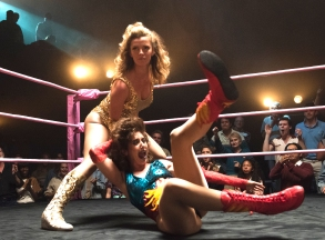 "Betty Gilpin and Alison Brie, ""GLOW"""