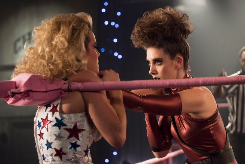 GLOW Season 2 Betty Gilpin Alison Brie