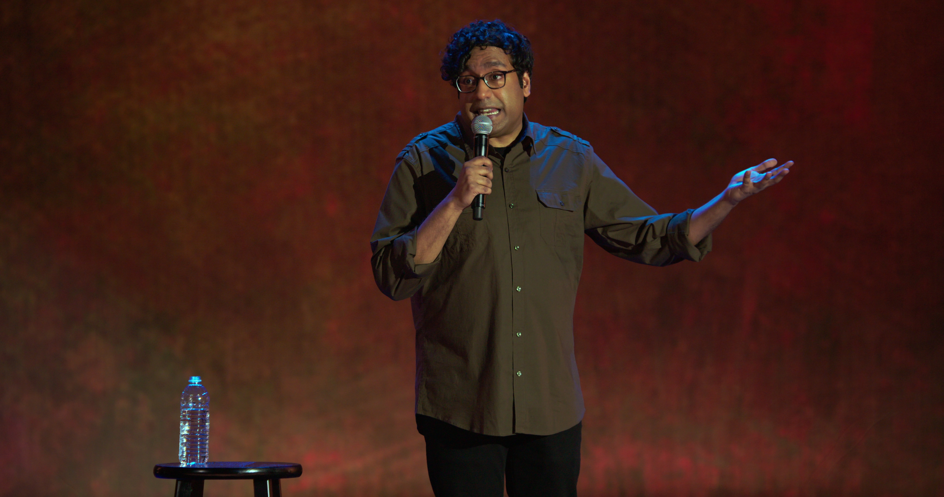 Hari Kondabolu Netflix Warn Your Relatives