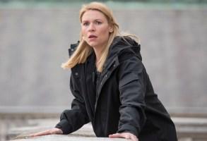 Homeland Season 7 Claire Danes