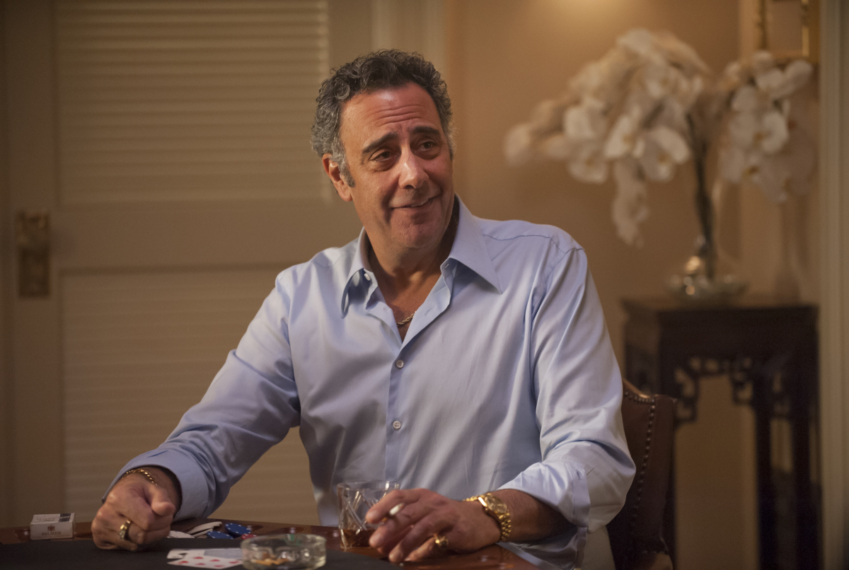 I'm Dying Up Here Season 2 Brad Garrett