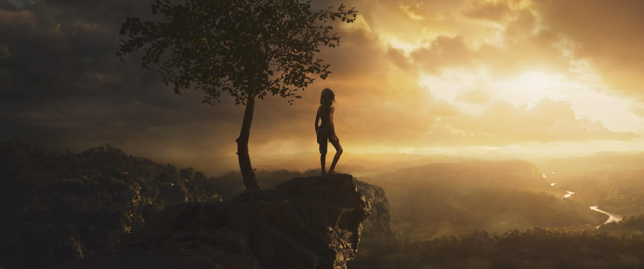 Jungle Book Film Trailer
