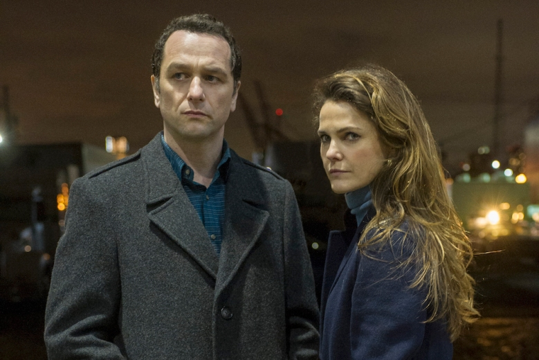 "THE AMERICANS -- ""Start"" -- Season 6, Episode 10 -- (Airs Wednesday, May 30, 10:00 pm/ep) Pictured: (l-r) Keri Russell as Elizabeth Jennings, Matthew Rhys as Philip Jennings. CR: Jeffrey Neira/FX"
