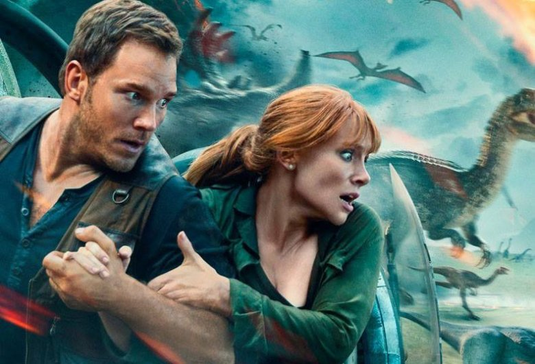 Jurassic World: Fallen Kingdom' Review: More Ludicrous CGI Dinos