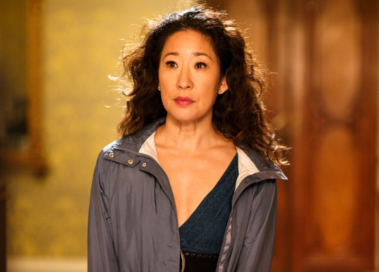 18b865d01be Killing Eve: Sandra Oh on Playing a Woman Who's Lost Control – Emmys ...