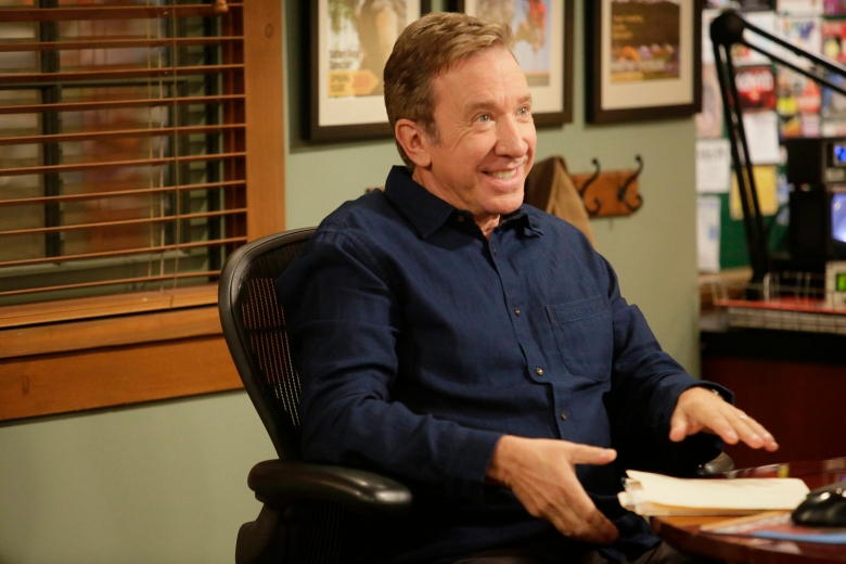 LAST MAN STANDING:  Tim Allen in LAST MAN STANDING on FOX.  ©2018 Fox Broadcasting Co.  Cr:  FOX