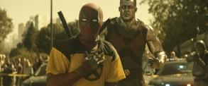 mb0340_pubstill_v0212.1010 – Deadpool (Ryan Reynolds) and Colossus in Twentieth Century Fox's DEADPOOL 2. Photo Credit: Courtesy Twentieth Century Fox.