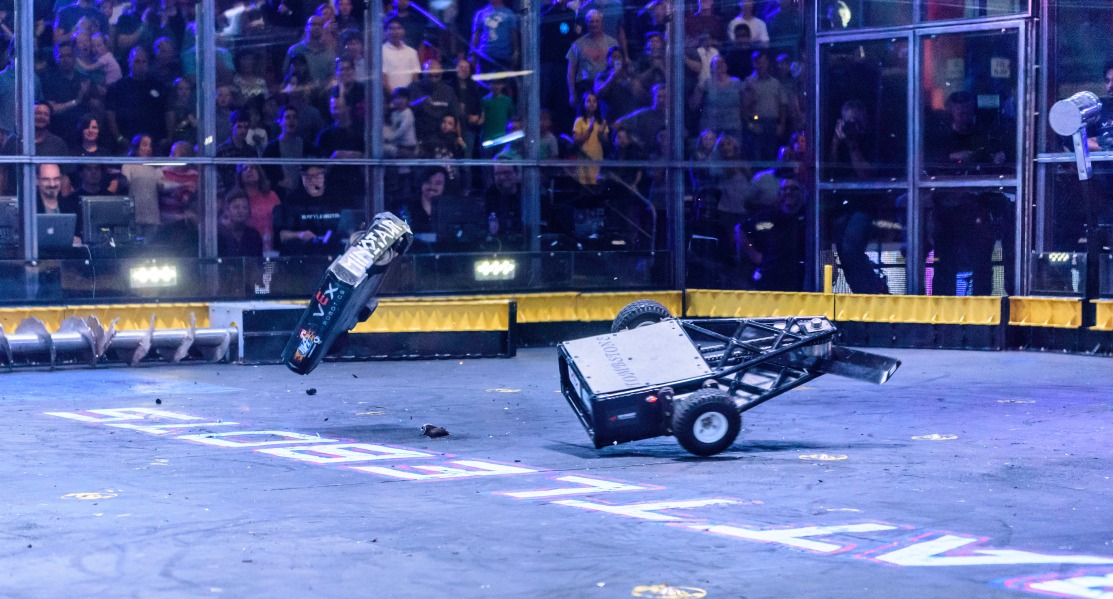 BATTLEBOTS BACK FOR MORE MAYHEM