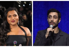 Mindy Kaling Riz Ahmed