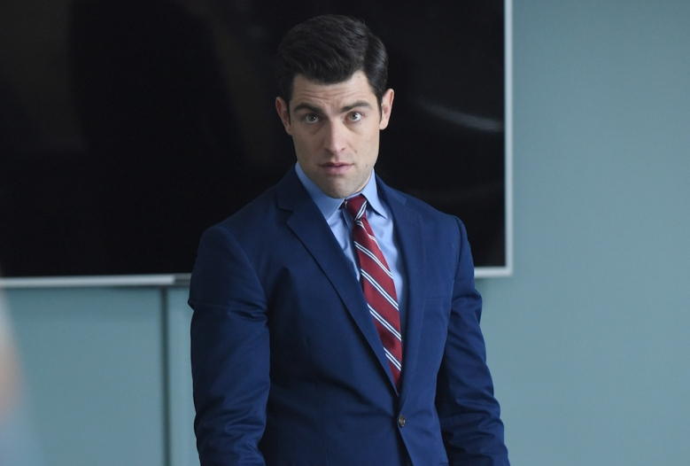 """NEW GIRL:  Max Greenfield in the """"San Diego"""" season finale episode of NEW GIRL airing Tuesday, March 28 (8:00-8:31 PM ET/PT) on FOX.  ©2017 Fox Broadcasting Company.  Cr:  Ray Mickshaw/FOX"""