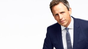 "LATE NIGHT WITH SETH MEYERS -- Pictured: ""Late Night with Seth Meyers"" Key Art -- (Photo by: NBCUniversal)"