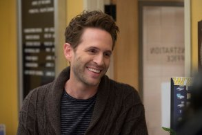 """A.P. BIO -- """"Drenching Dallas"""" Episode 113 -- Pictured: Glenn Howerton as Jack Griffin -- (Photo by Colleen Hayes/NBC)"""