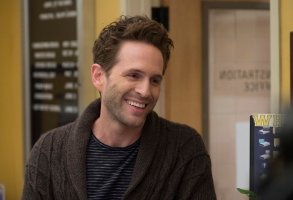 "A.P. BIO -- ""Drenching Dallas"" Episode 113 -- Pictured: Glenn Howerton as Jack Griffin -- (Photo by Colleen Hayes/NBC)"