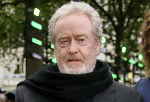 "Director Ridley Scott appears at the premiere of the film ""Alien: Covenant"" in London. Scott has two sci-fi films out this year, ""Alien Covenant,"" in theaters on May 19, and ""Blade Runner 2049,"" in theaters Oct. 6Film-Summer-Preview-Ridley-Scott, London, United Kingdom - 4 May 2017"