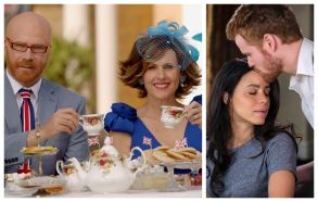 """The Royal Wedding Live with Cord and Tish!"" and ""Harry & Meghan: A Royal Romance"""