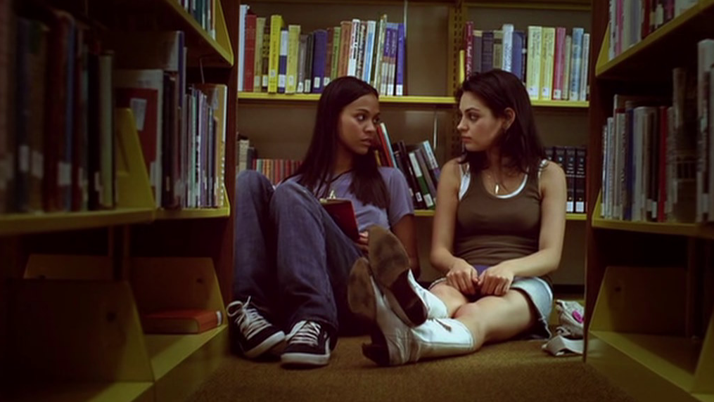 """Zoe Saldana, """"After Sex"""" (2007)"""